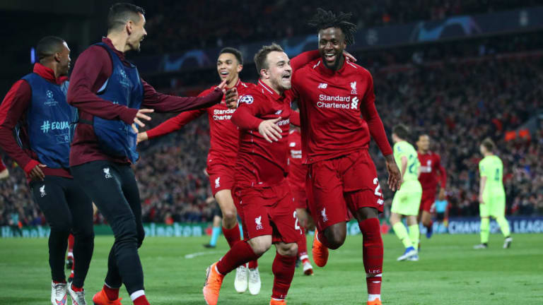 Twitter Reacts as Liverpool Produce Historic Comeback to Reach Champions League Final