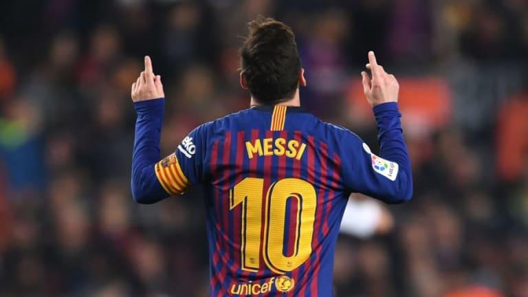 Así es la impresionante habitación de Leo Messi que parece el Camp Nou