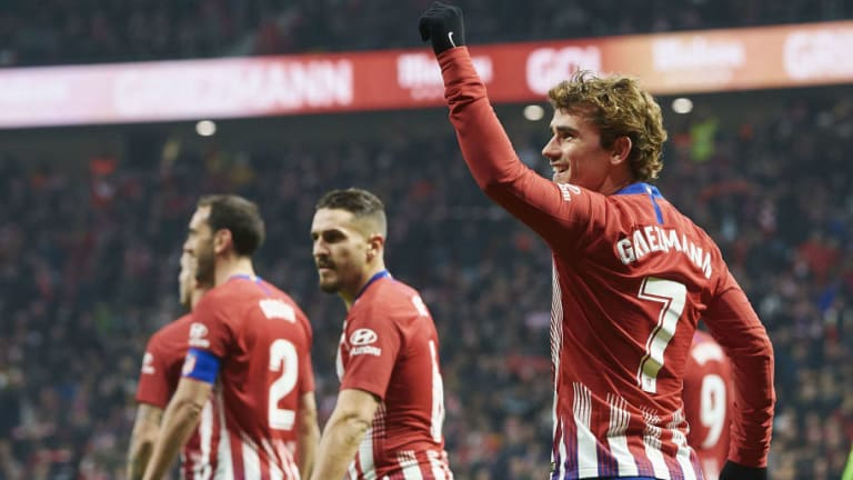 Atletico Madrid vs Levante Preview: Where to Watch, Kick Off Time, Recent Form & Team News