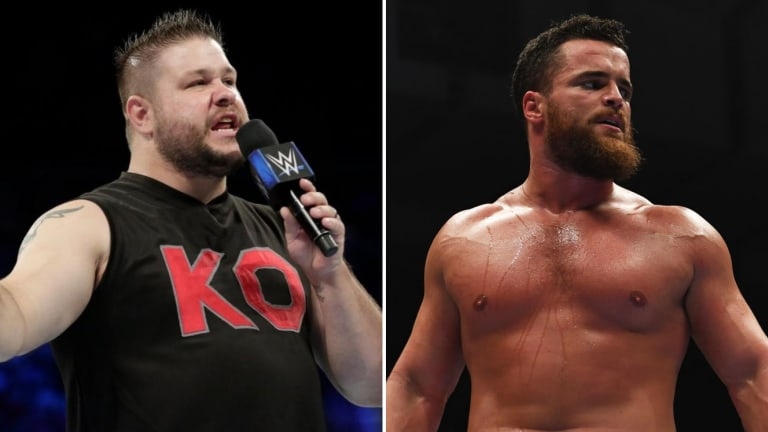The Week in Wrestling: Why Kevin Owens Thinks Juice Robinson Is the Best on the Mic