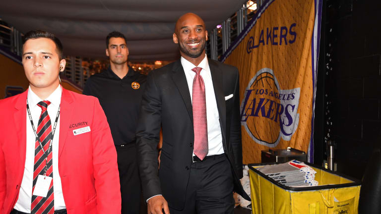 Kobe Bryant Q&A: The Wizenard Series, Life After the NBA and More