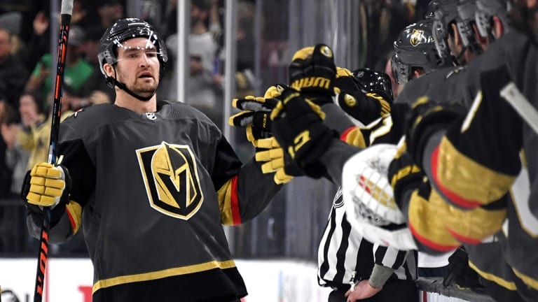 Power Rankings: Golden Knights Becoming Team to Beat in the West
