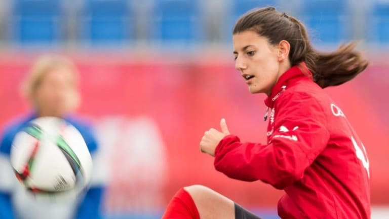 Switzerland Forward Florijana Ismaili Declared Missing Following Swimming Accident in Italy
