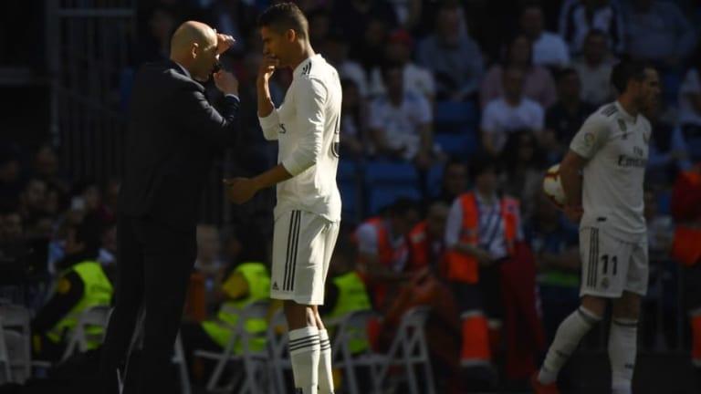 El plan del Real Madrid para convencer a Varane de que se quede