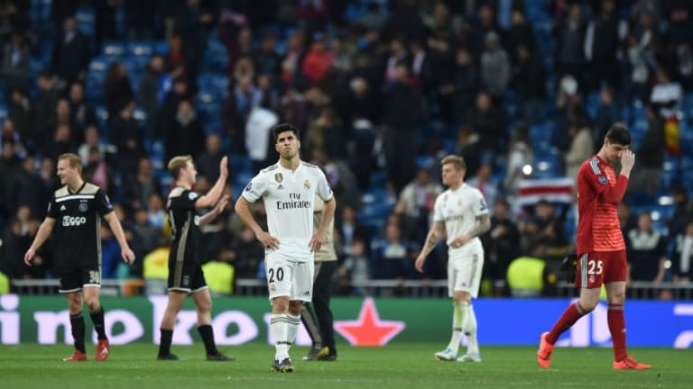 The Stat That Shows Real Madrid are Suffering Their Worst Run of Form at the Bernabeu in a Decade