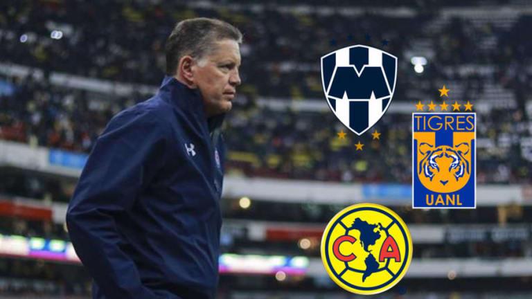 """Ricardo Peláez: """"Tenemos un plantel para competirles a equipos como Tigres, Monterrey y América"""""""