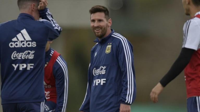 Argentina jugará un amistoso con Newell´s en la previa de la Copa América
