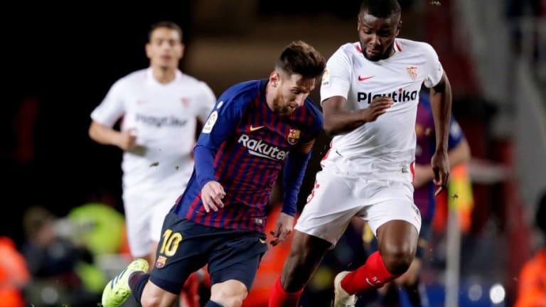 Sevilla-FC Barcelona | Alineaciones confirmadas