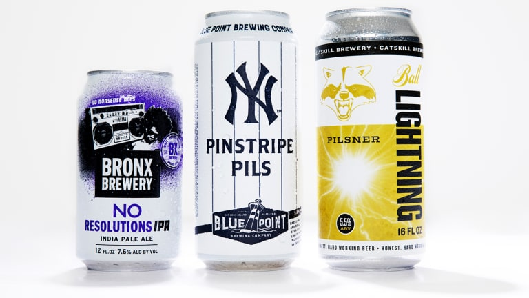 New York Yankees Beer: What to Drink at Yankee Stadium