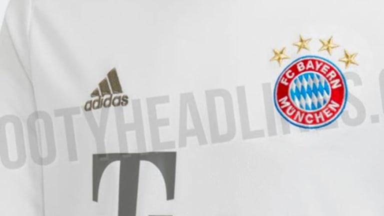Bayern Munich Kit 2019/20: Leaked Images Emerge of Slick & Simplistic New Away Shirt