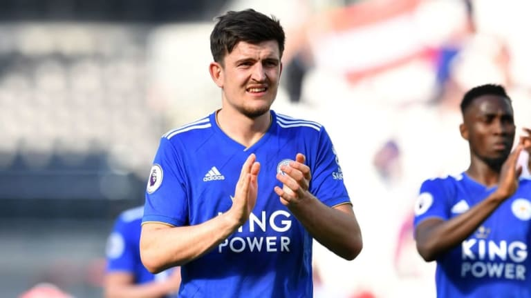 Harry Maguire Is a Good Signing for Man Utd But it Should Have Happened a Month Ago