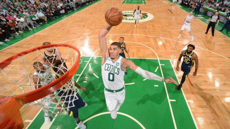 Jayson Tatum Will Decide How Far the Celtics Can Go
