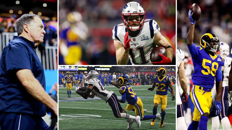 Super Bowl Takeaways: Belichick's Mastery, Edelman Does Whatever He Wants, the Team Everyone Thought Could Do It… Does It
