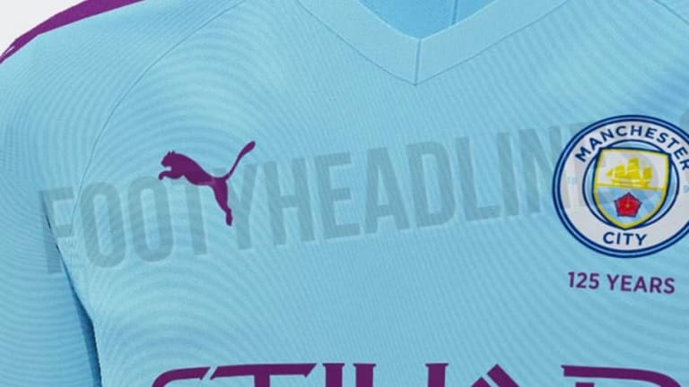 Manchester City Home Kit 2019/20: Leaked Images of Brand New Design Leaves Supporters Underwhelmed