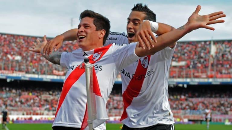 Juan Manuel Iturbe desea volver a River Plate