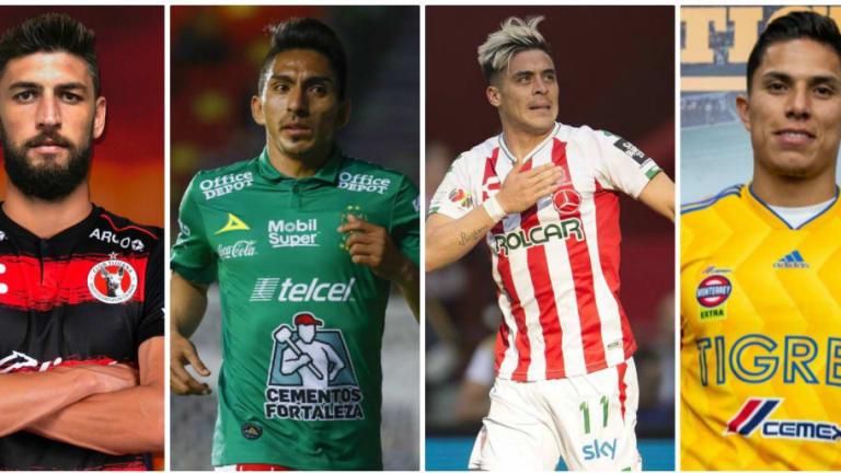 El XI ideal de los fichajes del Clausura 2019