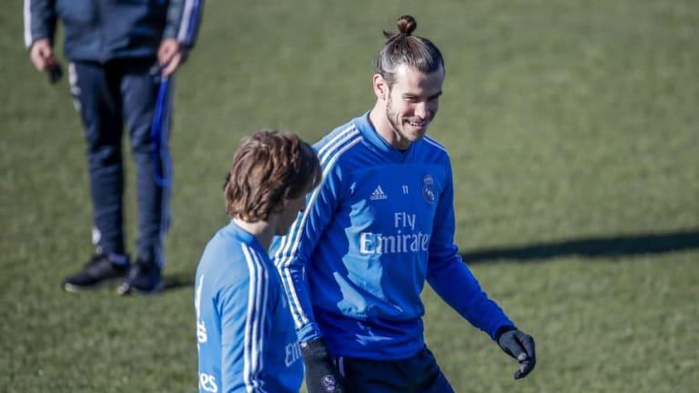 VÍDEO | Modric pierde la paciencia con Bale en un entrenamiento