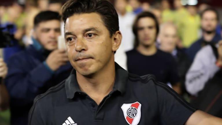 """Gallardo rompió el silencio sobre la final ante Boca: """"Nunca pensé en jugarla y tener ventaja"""""""