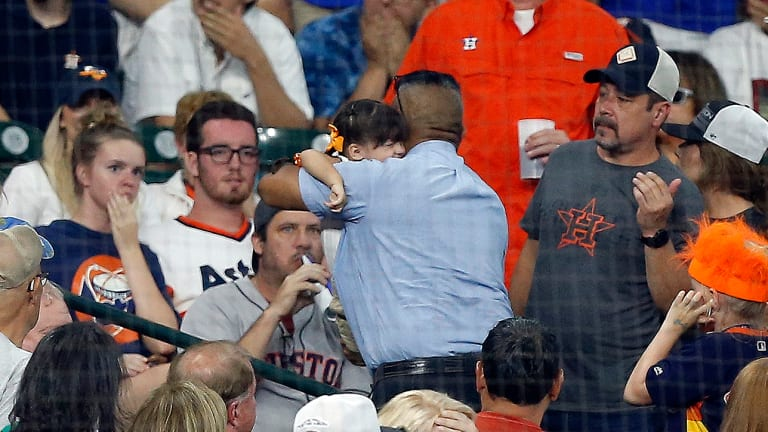 Attorney: Girl Hit by Foul Ball at Astros Game Suffered Skull Fracture