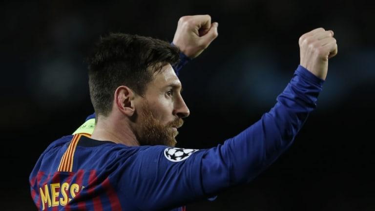 Barcelona 5-1 Lyon: Report, Ratings & Reaction as Lionel Messi Shines in La Blaugrana Win