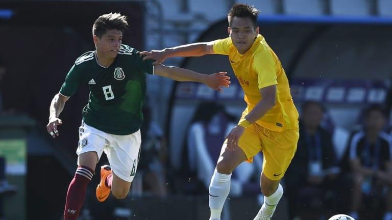 Los rivales de la Selección Mexicana en el Mundial Sub-20