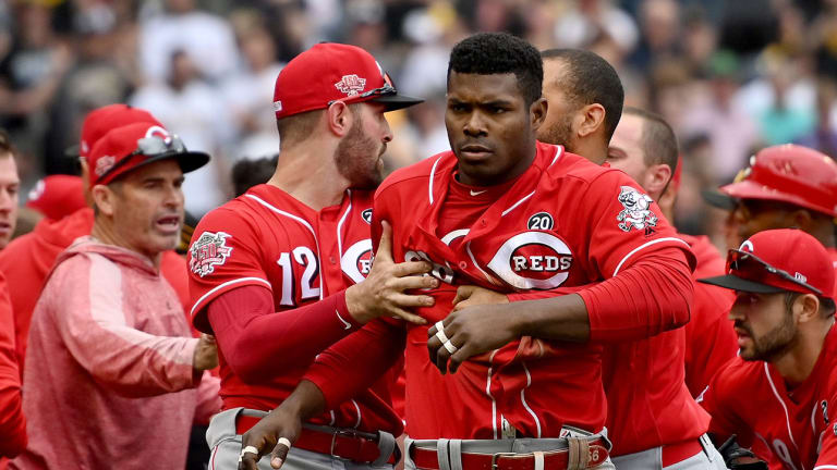 Five Remarkable Features of the Reds-Pirates Brawl