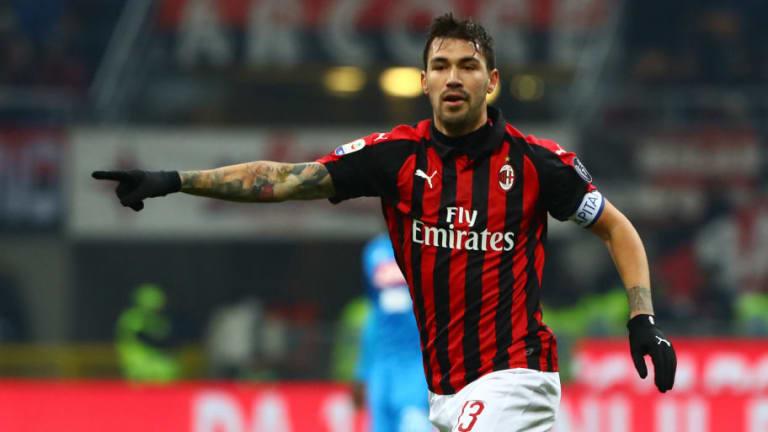 Man Utd Face Battle With Chelsea & Juventus to Sign AC Milan Defender Alessio Romagnoli This Summer