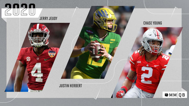 NFL Mock Draft 2020: An Extremely Early Look at the Possible Top 10 Picks