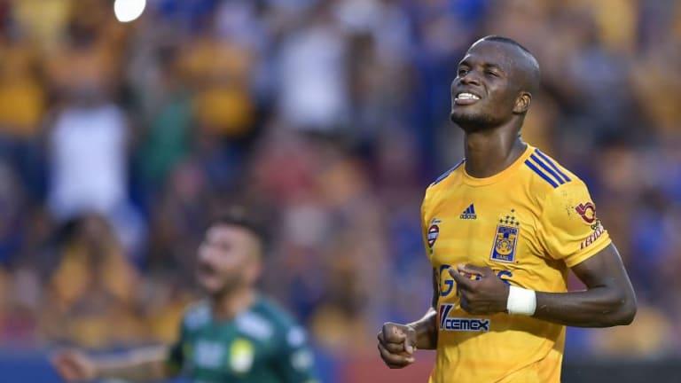 Enner Valencia será baja en Tigres para la jornada 9