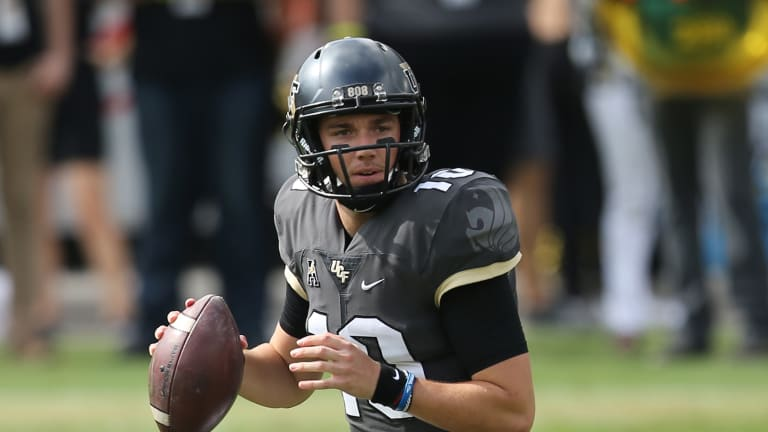 Watch: After Nearly Losing His Leg, McKenzie Milton Starts His Comeback With Leg Presses