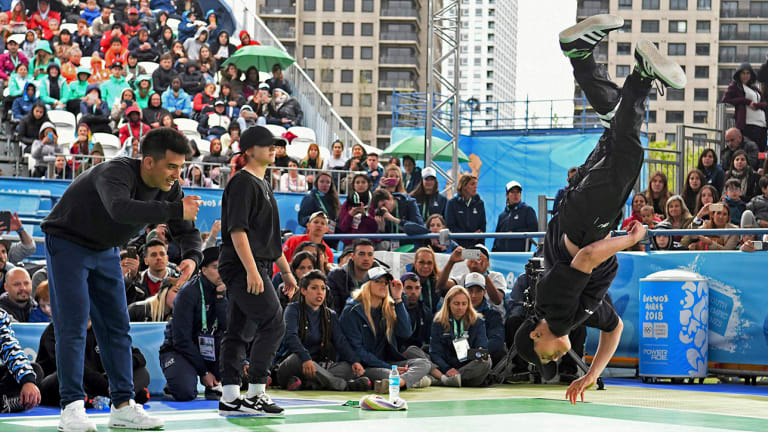 Breakdancing Proposed as Olympic Sport for 2024 Summer Games in Paris