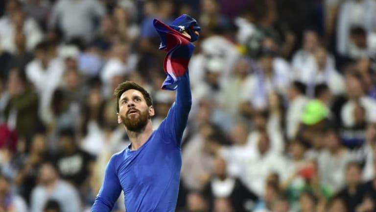 Los números del Clásico con y sin Leo Messi