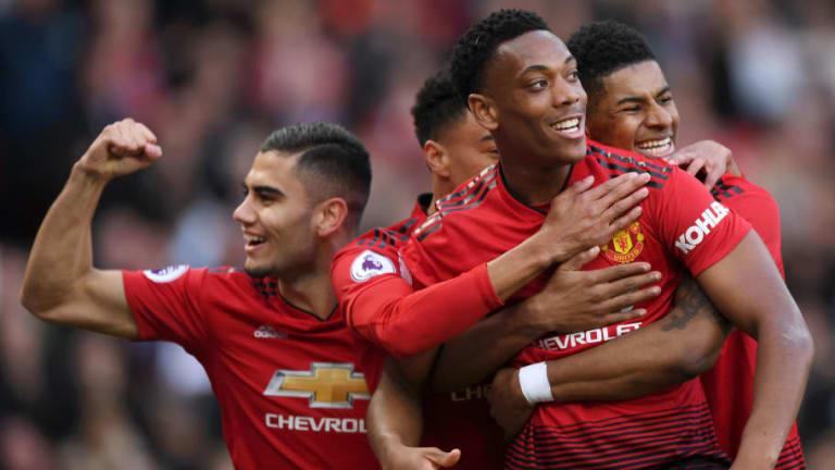 Man Utd 2-1 Watford: Report, Ratings & Reaction as Red Devils Return to Top Four