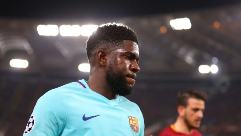 Unai Emery Opens Up on Transfer Rumours Linking Barcelona Defender Samuel Umtiti to Arsenal