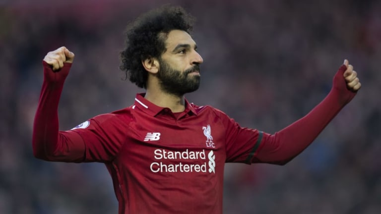 Mohamed Salah Admits Liverpool Are Feeling Pressure in Premier League Title Race