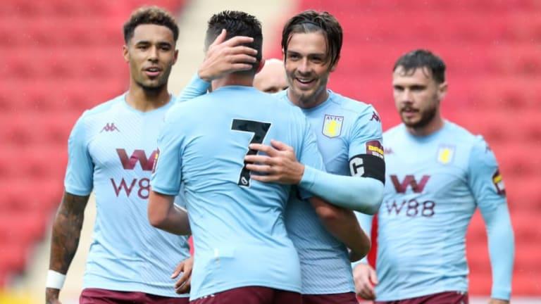 El tremendo gola del Aston Villa que se ha convertido en viral