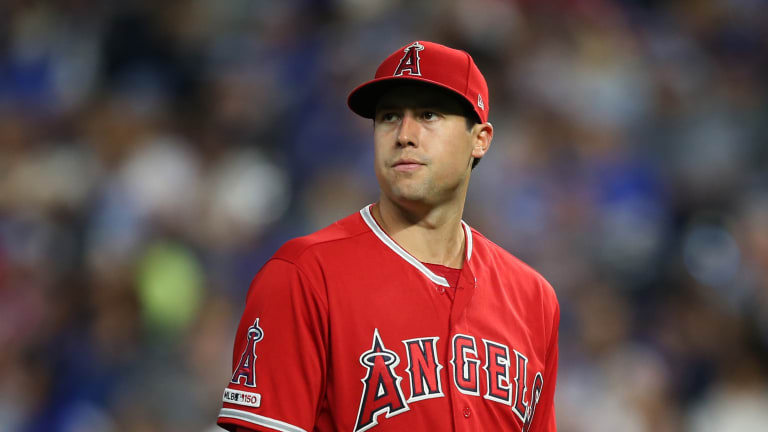 Angels' Tyler Skaggs Choked to Death With Opioids, Alcohol in System