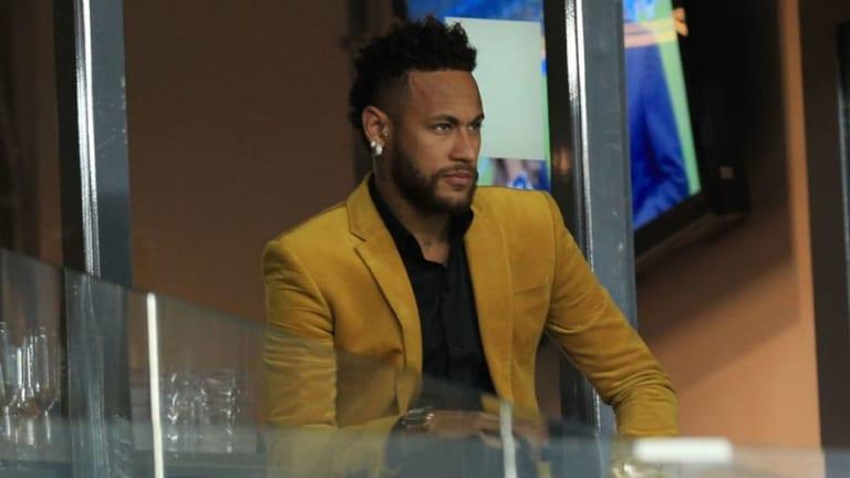 La policía de Brasil ya investiga a la modelo que acusó a Neymar de violación por falsa denuncia