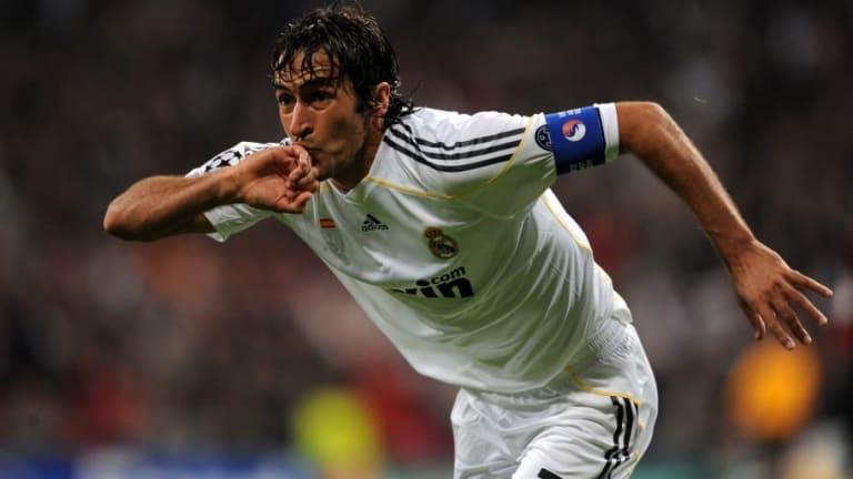 Raúl volvió a marcar en el Bernabéu y demostró que sigue teniendo el mismo instinto goleador