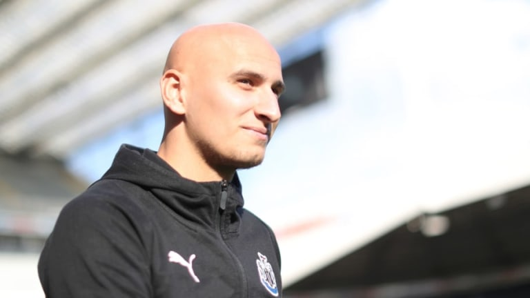 Rafael Benitez Admits Jonjo Shelvey Faces Tough Competition to Reclaim Place in Newcastle Squad