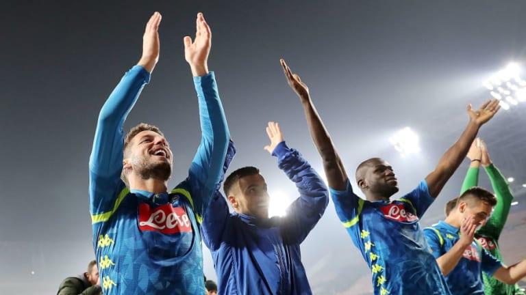 Napoli vs RB Salzburg Preview: Where to Watch, Live Stream, Kick Off Time & Team News