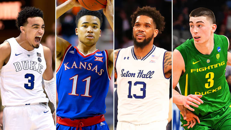 Top 25 Reset: How Draft Decisions Changed Our 2019-20 Preseason Rankings