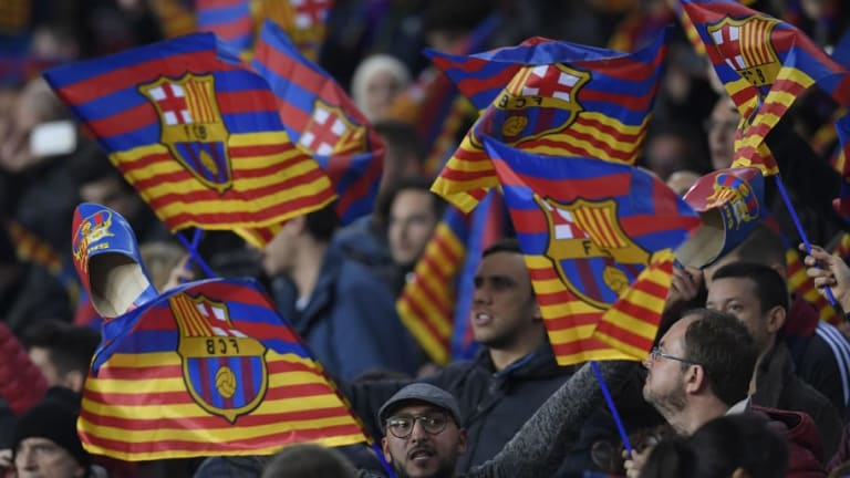 Barcelona Announce Camp Nou Will Be World's First Football Stadium With 5G Technology