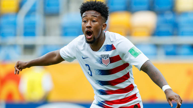 American Defender Chris Gloster Signs With PSV Eindhoven