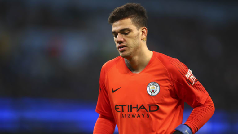 Ederson Admits 'Depression' Almost Saw Him Quit Football Early in His Career