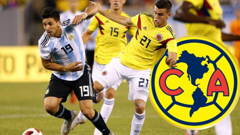 El futbolista que América busca como sustituto de Cecilio Domínguez