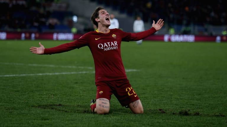 Juventus Set Their Sights on Deals for Serie A Duo Nicolo Zaniolo & Federico Chiesa This Summer