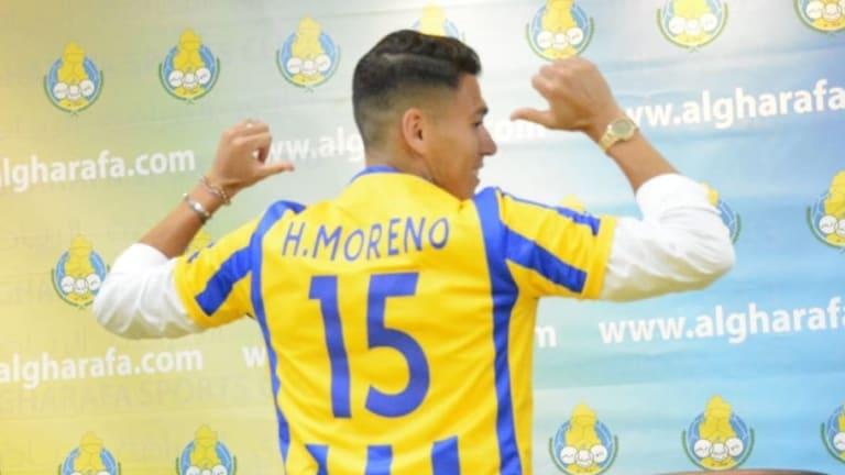 Todo lo que tienes que saber del Al-Gharafa, nuevo equipo de Héctor Moreno
