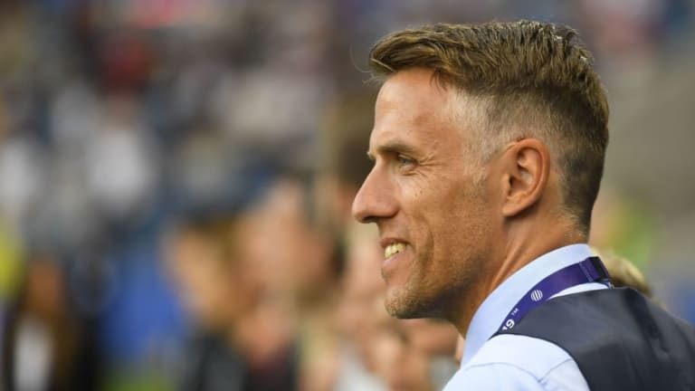 Phil Neville Praises 'Badass' England Players After Convincing Quarter-Final Victory Over Norway