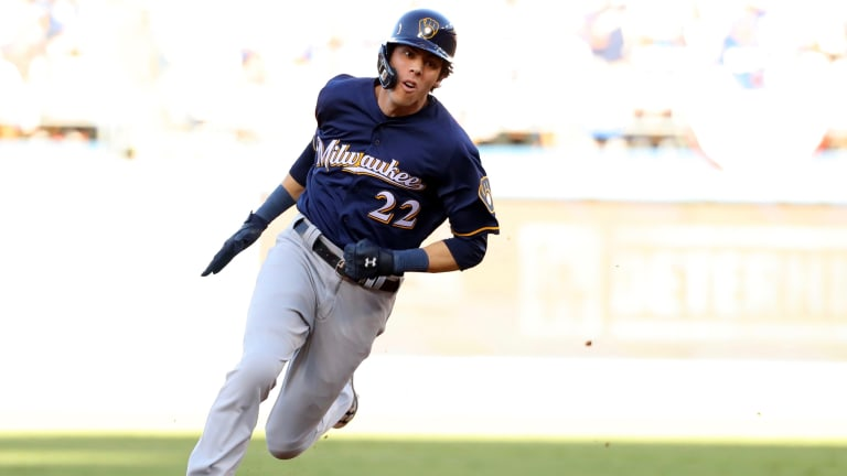 Christian Yelich and the Bolstered Milwaukee Brewers Are Squarely in the Pennant Hunt